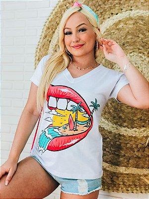 T-Shirt  No Atacado Surf
