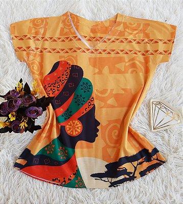 T-Shirt  No Atacado Africana