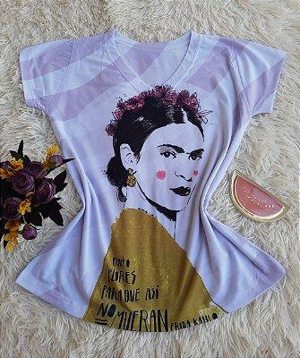 T-shirt Feminina Frida