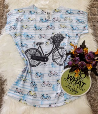 Blusa Feminina no Atacado Bike Grande