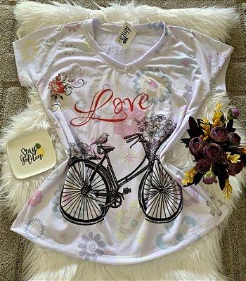 Blusa Feminina no Atacado Bike Love