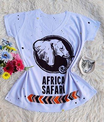 Blusa Feminina no Atacado África Safari