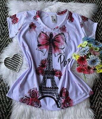 Blusa Feminina no Atacado Torre Eiffel