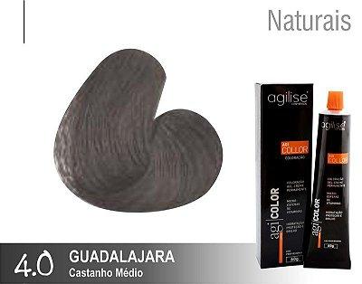 COLORAÇÃO 4.0 | CASTANHO MÉDIO |  GUADALAJARA - 60GR