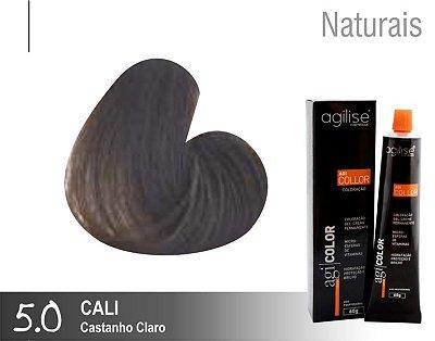 COLORAÇÃO 5.0 |CASTANHO CLARO | CALI - 60G