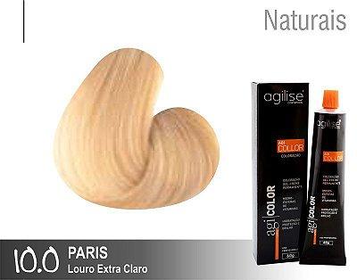 COLORAÇÃO 10.0 |LOURO EXTRA CLARO | PARIS - 60GR8