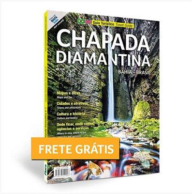 Guia Turístico Chapada Diamantina + MAPA