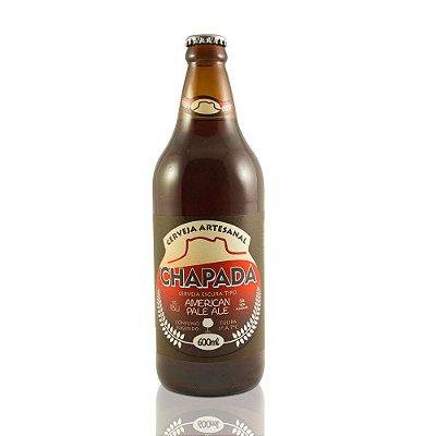 Cerveja Chapada American Pale Ale - 600ml