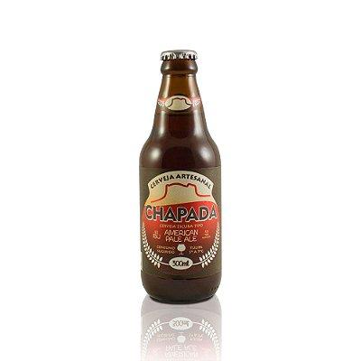 Cerveja Chapada American Pale Ale - 300ml