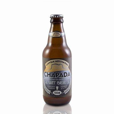 Cerveja Chapada Wit Bier - 300ml