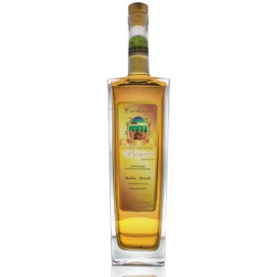 Cachaça Abaíra Ouro Premium 12 anos - 700ml