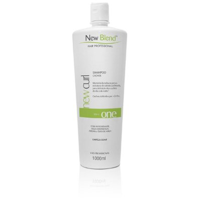 Shampoo Cachos NewCurl 1L - Step 01