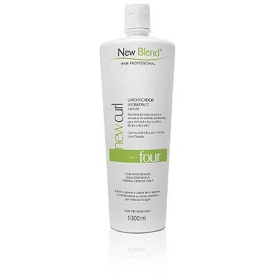 Umidificador Hidratante Cachos NewCurl 1L - Step 04