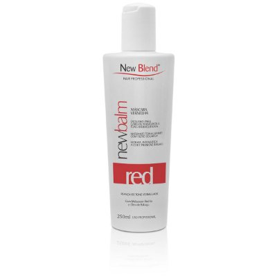 Matizador New Balm Red 250ml