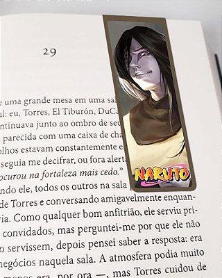 Marcador De Página Magnético Orochimaru - Naruto - MNI57
