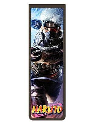 Marcador De Página Magnético Kakashi - Naruto - MNI76