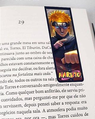Marcador De Página Magnético Naruto - MNI113
