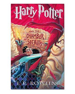 Ímã Decorativo Capa de Livro Harry Potter - ICL06