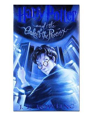 Ímã Decorativo Capa de Livro Harry Potter - ICL09