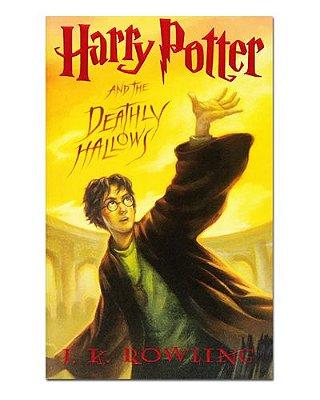 Ímã Decorativo Capa de Livro Harry Potter - ICL11