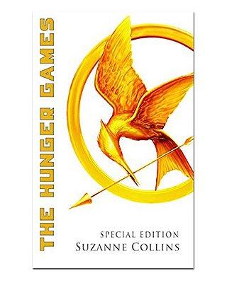 Ímã Decorativo Capa de Livro Jogos Vorazes - ICL12
