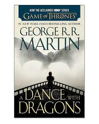 Ímã Decorativo Capa de Livro Game of Thrones - ICL25