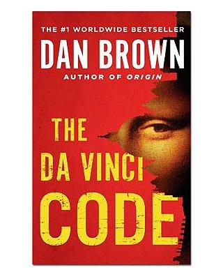 Ímã Decorativo Capa de Livro O Código Da Vinci - ICL27