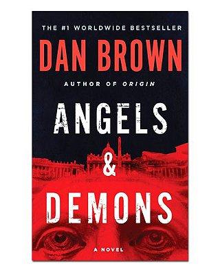 Ímã Decorativo Capa de Livro Anjos e Demônios - ICL29
