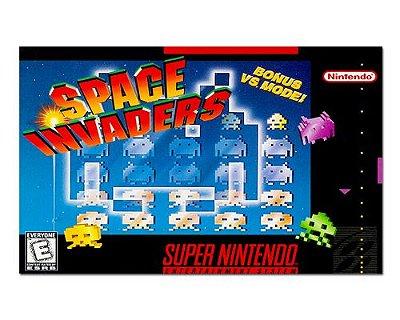 Ímã Decorativo Capa de Game - Space Invaders - ICG113