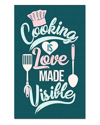 Ímã Decorativo Cooking - Gourmet - IHO08