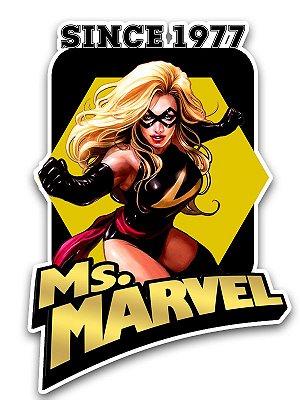 Ímã Deluxe Miss Marvel - Since Marvel - IMS13