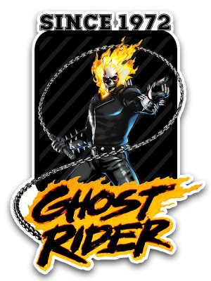 Ímã Deluxe Ghost Rider - Since Marvel - IMS14