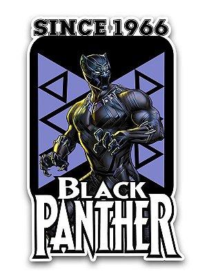 Ímã Deluxe Pantera Negra - Since Marvel - IMS15