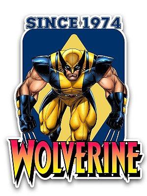 Ímã Deluxe Wolverine - Since Marvel - IMS20
