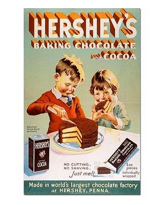 Ímã Decorativo Publicidade Chocolate - Vintage - IPV04