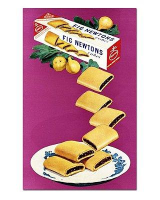 Ímã Decorativo Publicidade Biscoito - Vintage - IPV05