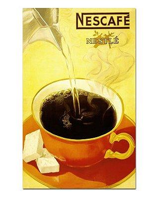 Ímã Decorativo Publicidade Café - Vintage - IPV06