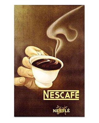 Ímã Decorativo Publicidade Café - Vintage - IPV07