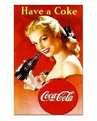 Ímã Decorativo Publicidade Refrigerante - Vintage - IPV08