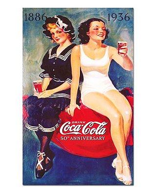Ímã Decorativo Publicidade Refrigerante - Vintage - IPV09
