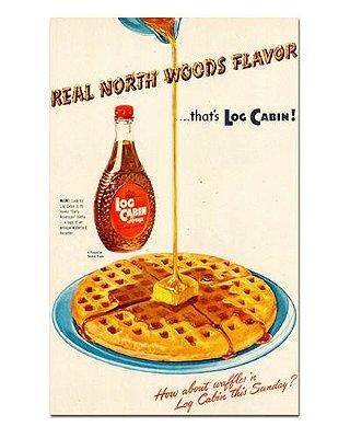 Ímã Decorativo Publicidade Mel - Vintage - IPV14
