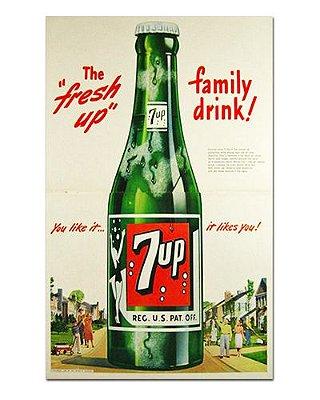 Ímã Decorativo Publicidade Refrigerante - Vintage - IPV15