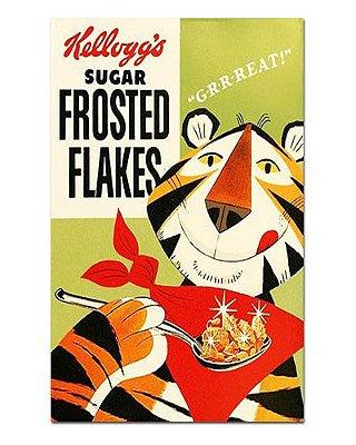 Ímã Decorativo Publicidade Cereal - Vintage - IPV16