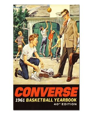 Ímã Decorativo Publicidade Tênis - Vintage - IPV25