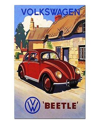 Ímã Decorativo Publicidade Carros - Vintage - IPV28