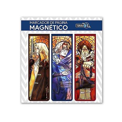 Pack Marca Página Magnético Castlevania - KIM15