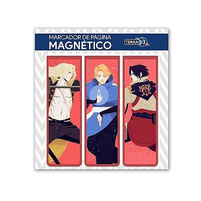 Pack Marca Página Magnético Castlevania - KIM16