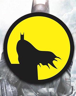 Placa Decorativa - Vigilante Noturno - Batman DC Comics