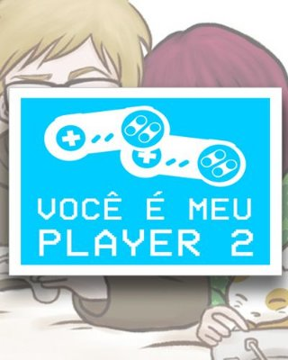 Placa Decorativa - Você é Meu Player 2