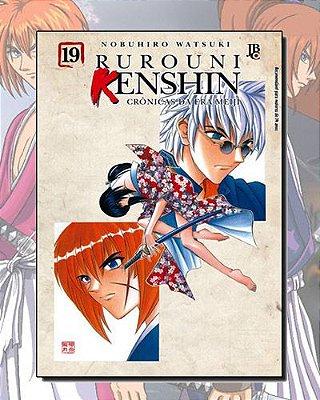 Rurouni Kenshin (Samurai X) - Crônicas Da Era Meiji - Vol 19